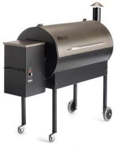 Traeger Texas pellet grill review