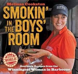 Melissa Cookston bbq book