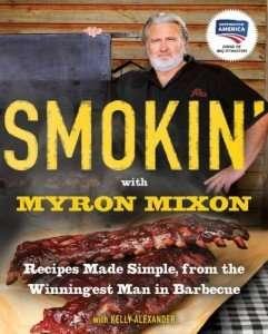 Smoking with Myron Mixon