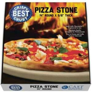 Thermarite pizza stones for the grill