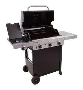 char broil 3 burner performance tru infrared 450 grill