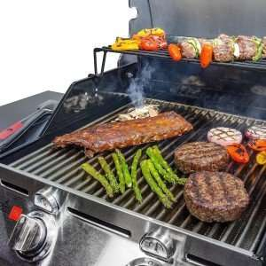 Char-Broil Performance TRU-Infrared 340 2 burner review