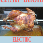char broil electric grill rotisserie review