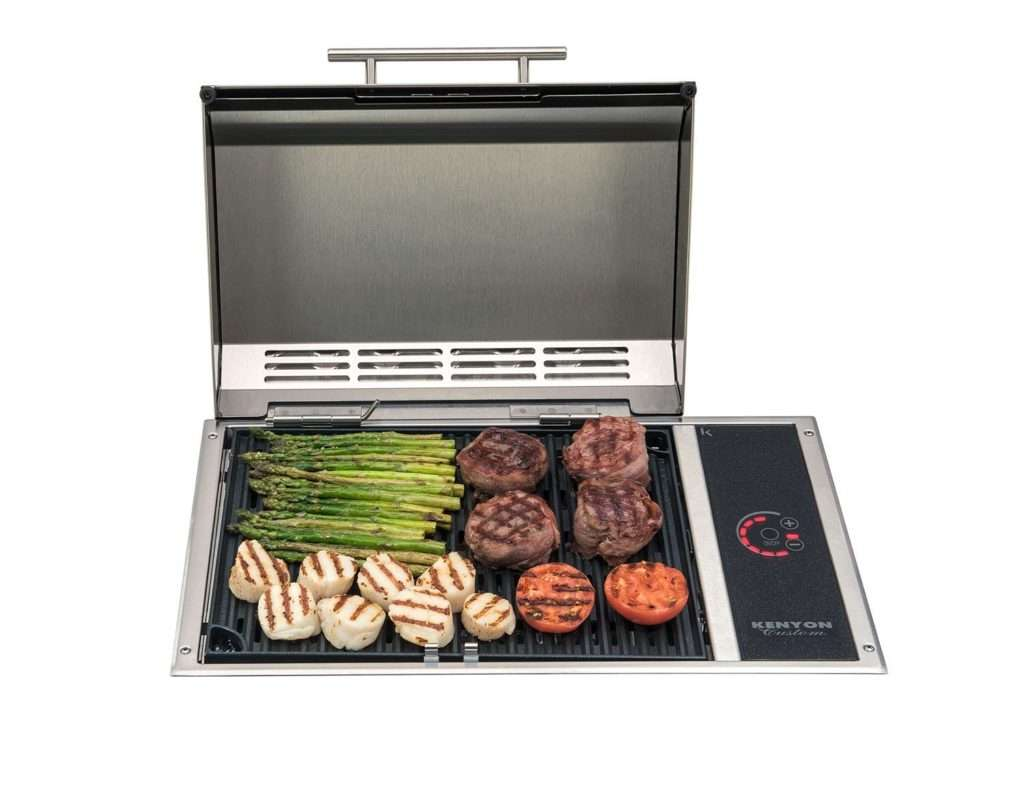 Kenyon B70050 Frontier Electric Built In Grill