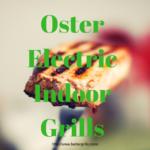 Oster indoor grills