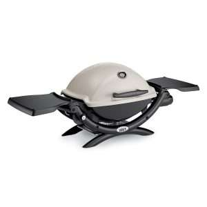 Weber q1200 portable gas grill