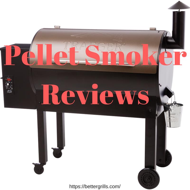 pellet smoker reviews
