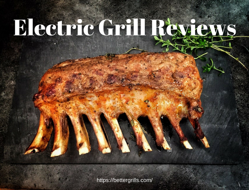 Best electric grills