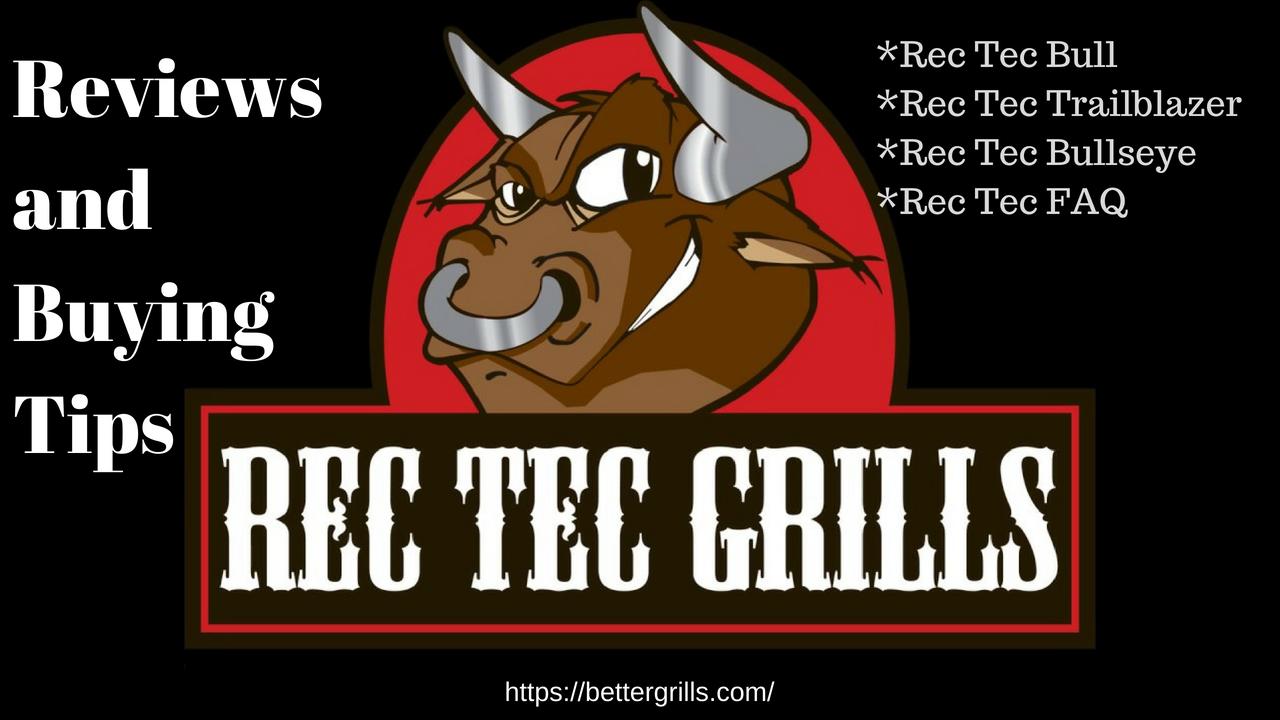 Rec Tec grill review