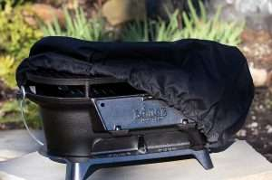 grill cover for the Lodge sportsman grill