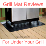 fireproof mat for deck