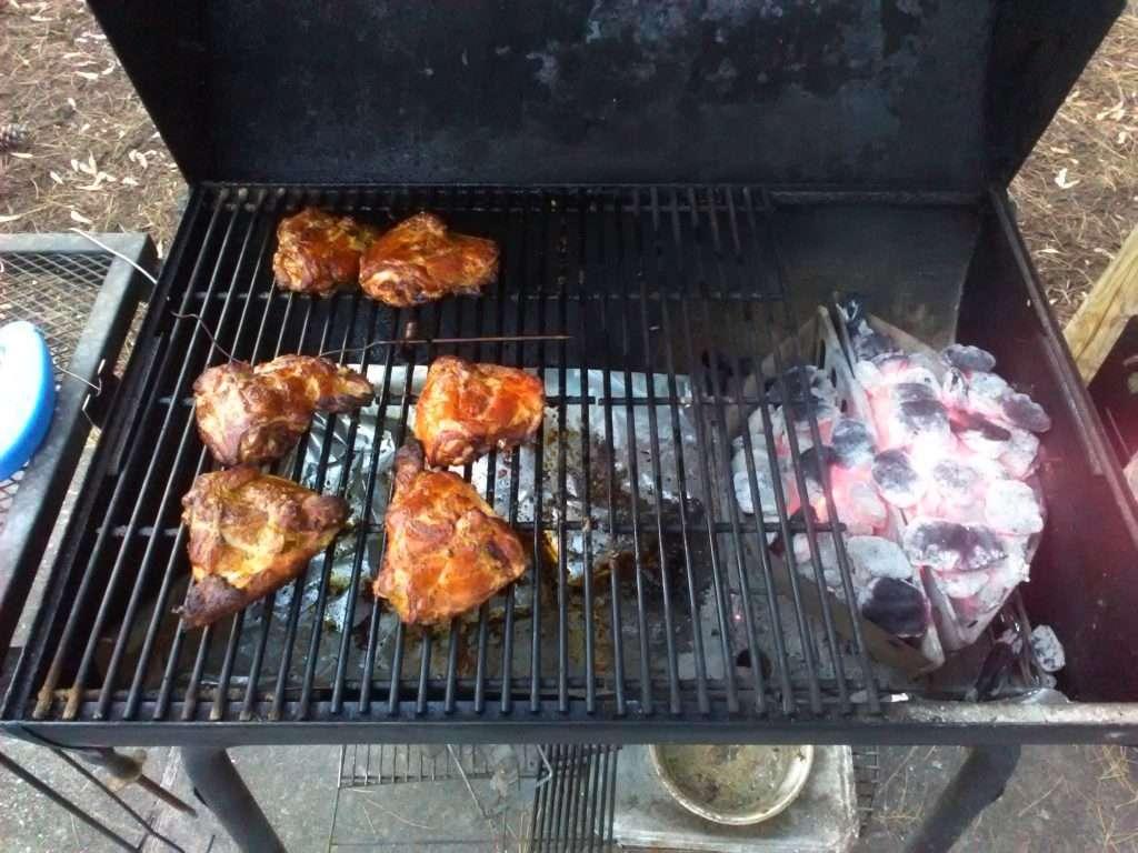 best grilled chicken thighs recipe