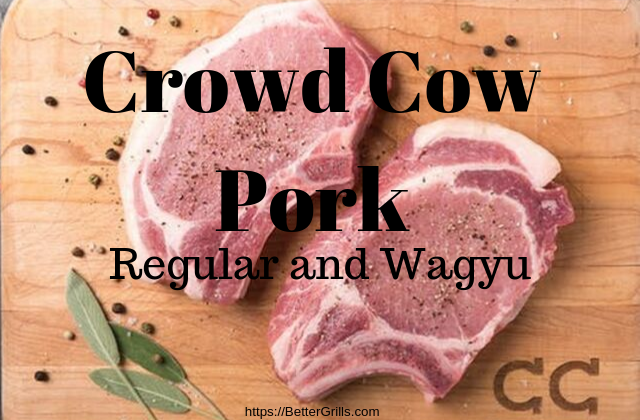 heritage pork from crowd cow