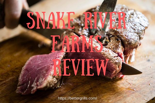 snake river farms reviews