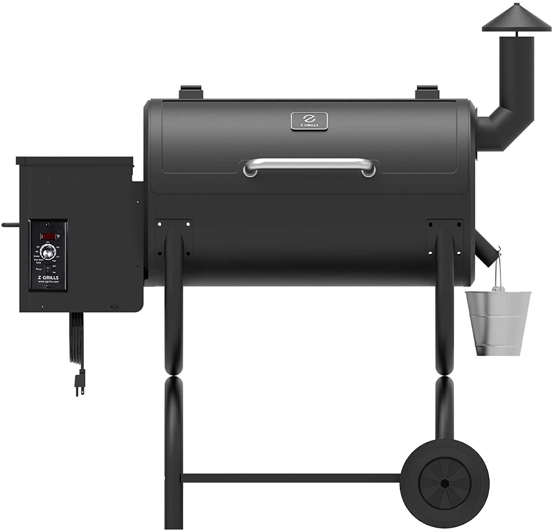 Z grills 550b wood pellet grill