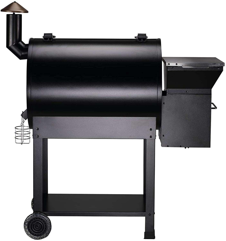 Z grills 7002E 8 in 1 pellet grill