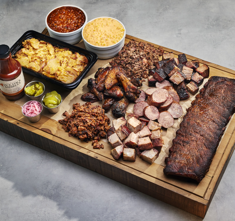 jack stack bbq package